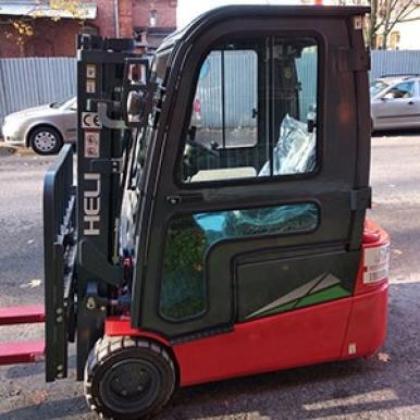 Wózek elektryczny 3-kołowy HELI CPD15SQ