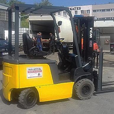 Wózek elektryczny TCM FB20-7